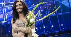 Eurovision'un Birincisi  Avusturya Oldu