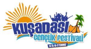 Kuşadası Gençlik Festivali Başladı