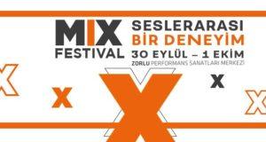 Mix Festival – Sesler Arası Bir Deneyim