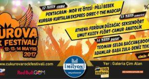 Çukurova Rock Festivali (12-14 Mayıs)