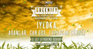 Şehrin Gürültüsünden Uzaklaşmak İsteyenlere: Greenify Fest