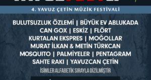 Yavuz Çetin Anısına: 4. Yavuz Çetin Müzik Festivali