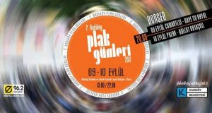 2. Kadıköy Plak Günleri (09-10 Eylül)